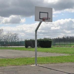 Panier de basket haute r sistance pour les collectivit s - Panier de basket exterieur ...
