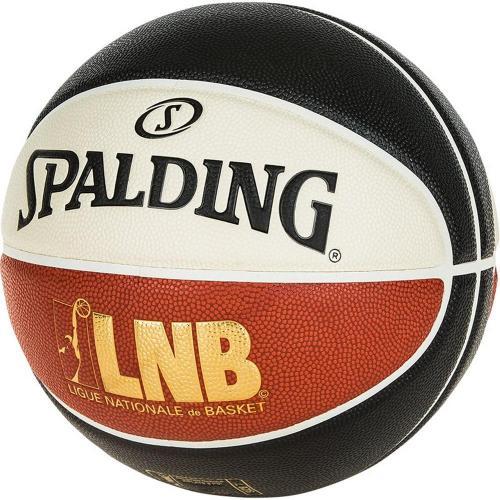 477ab0ecc0c ▷ Ballon Basket Spalding LNB TF 1000 Officiel Taille 7
