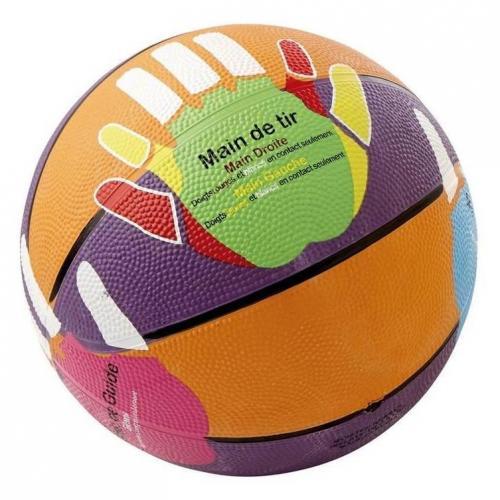 Ballon de basket éducatif pour enfants
