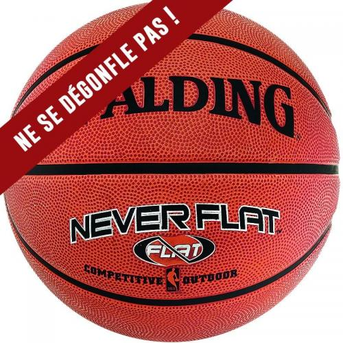 Ballon de basket increvable