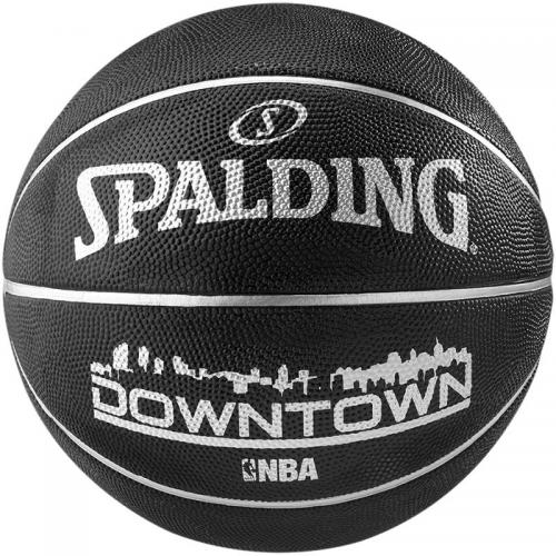 Ballon de Basket NBA Down Town Black Taille 7