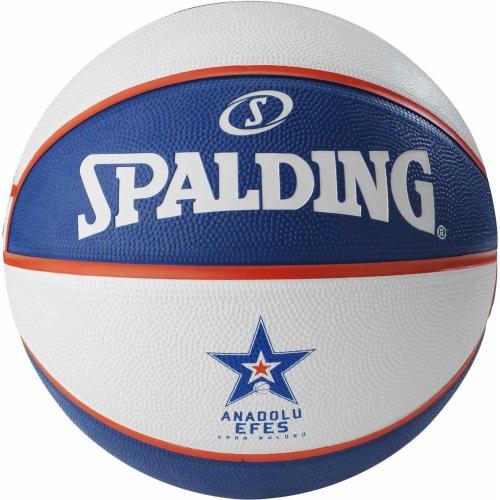 Ballon de Basket Spalding Taille 7 Euroleague Anadolu Efes Istanduk