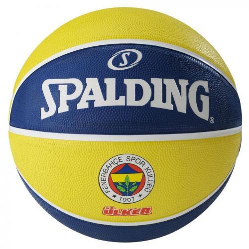 Ballon de Basket Spalding Taille 7 Euroleague Fenerbahçe Ülker