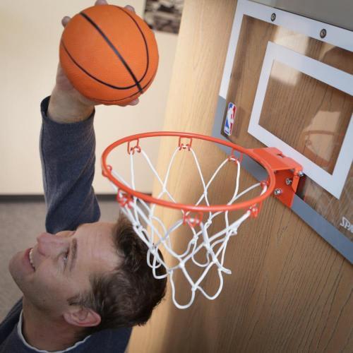 Ballon de basket nba slam jam board spalding - Panier de basket pour bureau ...