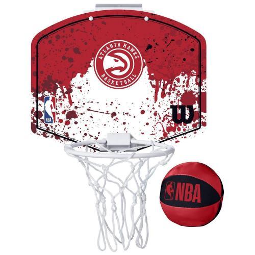 Mini Panier de Basket NBA Atlanta Hawks