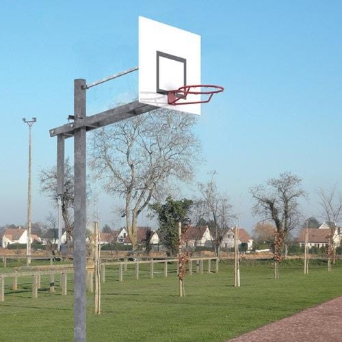 Panier de basket ext rieur r glable - Panier de basket exterieur ...