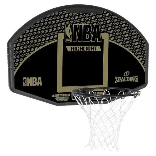 Panier de Basket Mural Spalding NBA Fan Backboard