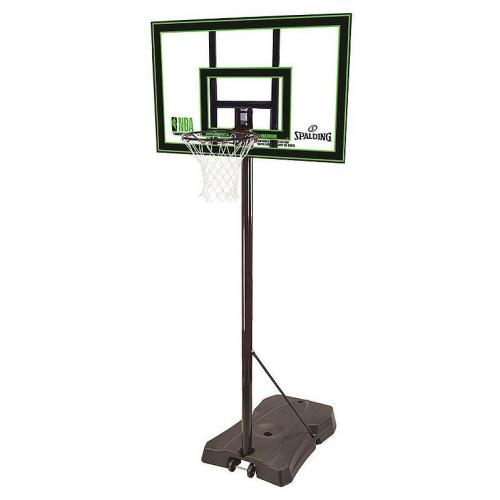 Panier de Basket Spalding sur pied NBA