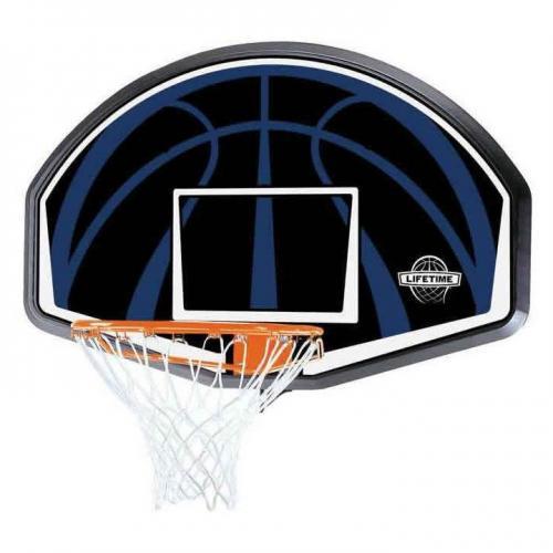 panneau de basket impact fixer le rapidement sur votre mur. Black Bedroom Furniture Sets. Home Design Ideas