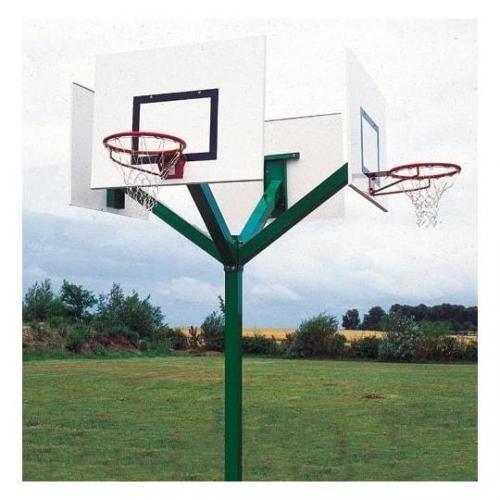 Panneau de Basket Quadruple