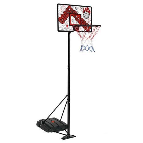 Panier de basket sur pied pour enfants