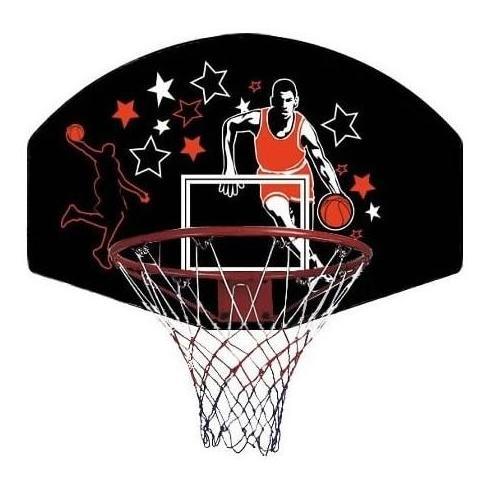 panier de basket mural pour enfants starball. Black Bedroom Furniture Sets. Home Design Ideas