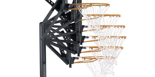 Panier de basket sur pied réglable 3m05