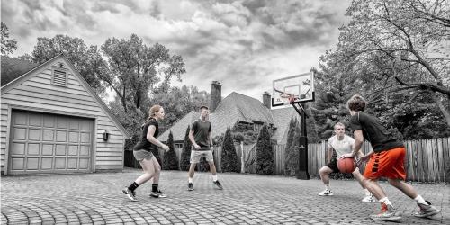 Panier de basket design