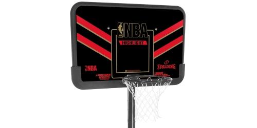 Panier de basket sur pied NBA
