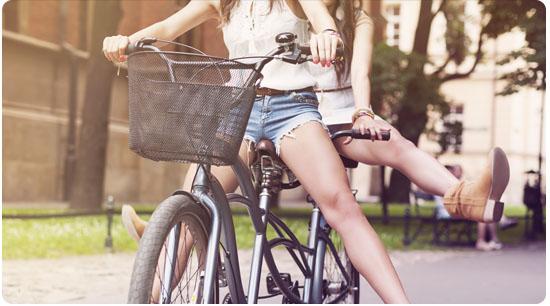 comment savoir faire du vélo tandem