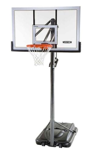 Panier de basket sur pied réglable à 3m05