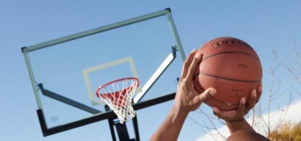 planche panier de basket