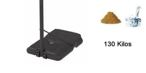 Panier de basket portable