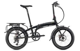 Vélo pliant avec un équipement complet