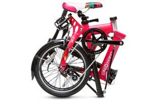La taille des roues de votre vélo pliant