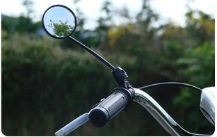 Rétroviseur du vélo pliant